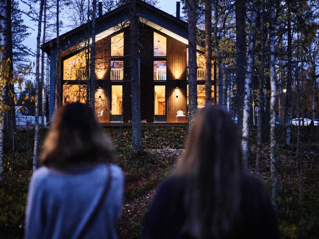Juto Rakennus, Uudisrakentaminen, Nova Skyland Hotel, Rovaniemi