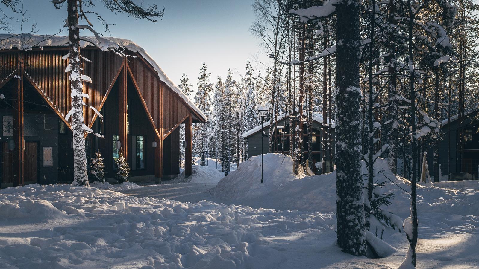 Juto Rakennus Nova Skyland Hotel, Rovaniemi